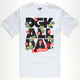 DGK Head Cracks Mens T-Shirt