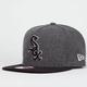 NEW ERA Classic Melt White Sox Mens Strapback Hat