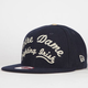 NEW ERA Arch Notre Dame Mens Strapback Hat