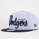 NEW ERA Dodgers Retro Scholar Mens Snapback Hat