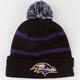 NEW ERA Ravens Sport Knit Beanie