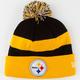 NEW ERA Steelers Sport Knit Beanie