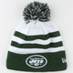 NEW ERA Jets Sport Knit Beanie