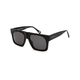 DIFF EYEWEAR Duke Black & Gray Polarized Sunglasses