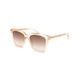 DIFF EYEWEAR x H.E.R. Bella Ginger Crystal Sunglasses