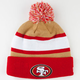 NEW ERA 49ers Sport Knit Beanie