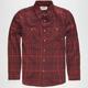 ALTAMONT Hauler Mens Flannel Shirt