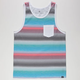 SHOUTHOUSE Ombre Mens Tank