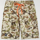 YOUNG & RECKLESS YR Camo Mens Boardshorts