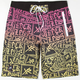 YOUNG & RECKLESS Gangster Repeat Mens Boardshorts