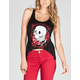 FATAL Rose Skull Womens Tank