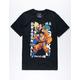 DRAGON BALL SUPER Many Gokus Mens T-Shirt