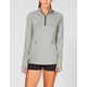 ROXY Get Going Womens Half Zip Top