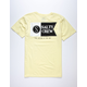 SALTY CREW Patchwork Mens Banana T-Shirt