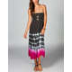 RAVIYA Tie Dye Convertible Dress