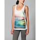 ROXY Cut Back Womens Tank