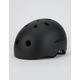 PRO-TEC Classic Skull Skates Certified Matte Black Skate Helmet