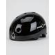 PRO-TEC Classic Certified Gloss Black Skate Helmet
