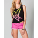 FOX Swept Womens Muscle Tank