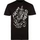 SECRET ARTIST Cursed Mens T-Shirt
