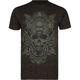 SECRET ARTIST Eagle Skull Mens T-Shirt