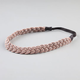 FULL TILT Chain Rope Braid Headband