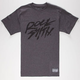 ROCKSMITH Script Logo Mens T-Shirt