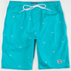 ROCKSMITH Hamptons Crown Mens Boardshorts