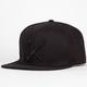 US VERSUS THEM Crosscut Mens Snapback Hat