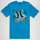 HURLEY Hydro Therapy Mens T-Shirt