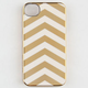 INCASE Chrome Chevron iPhone 4/4S Case