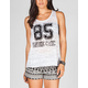 FULL TILT 85 Indie Womens Muscle Tank