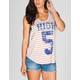 FULL TILT High 5 Womens Muscle Tank