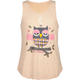 BILLABONG Owl Fly With You Girls Tank