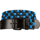 Two Tone Pyramid Belt