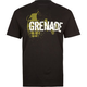 GRENADE Splatter Mens T-Shirt