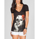 VIVEROS They Lived Womens Tee