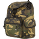 YAK PAK Camo Drawstring Backpack