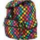 YAK PAK Checkerboard Drawstring Backpack