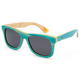 PROOF Ontario Skate Wood Polarized Sunglasses
