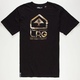 LRG Grainman Camo Mens T-Shirt