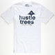 LRG Hustle Trees Grainman Mens T-Shirt