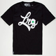 LRG Leader Of The Pack Mens T-Shirt