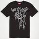 MISHKA Kong Mop Mens T-Shirt