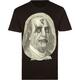 FAMOUS STARS & STRAPS Black Metal Ben Mens T-Shirt