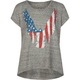 FULL TILT Flag Eagle Girls Tee