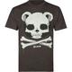 ELDON Skull & Bones Mens T-Shirt