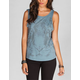 FULL TILT Tiger Womens Muscle Tank
