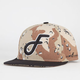 FLAT FITTY Desert Retro Mens Snapback Hat