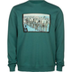 VANS Babes N Waves Mens Sweatshirt
